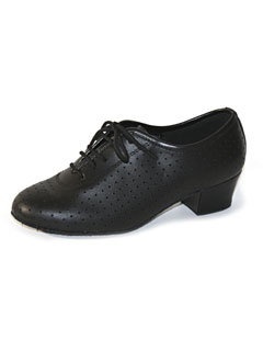 AUDREY - Roch Valley Ladies Cuban Heel Leather Practice Shoe