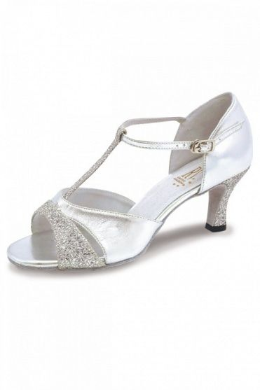 LUCINA - Roch Valley Ladies Ballroom Latin Dance Shoes