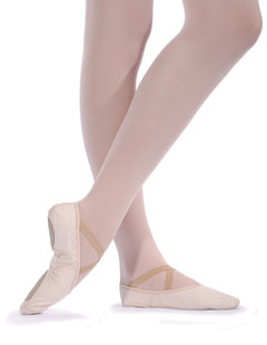Roch Valley 2SS/C   Split Sole Canvas Ballet Dance Shoes