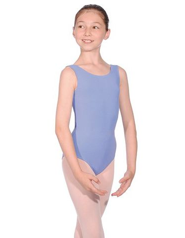 Roch Valley ILEO Cotton Lycra Exam Sleeveless Ballet Dance Leotard