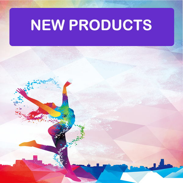Our latest new dancewear products.